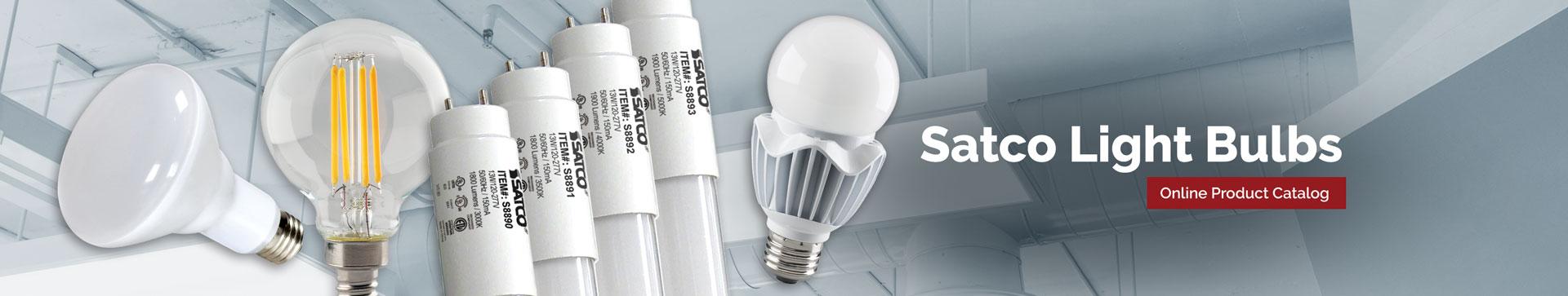 Satco Light Bulbs