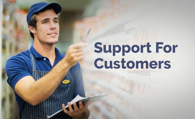 Support for Customers