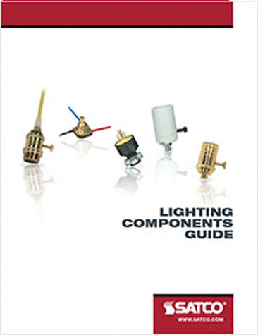 The Lighting Components Guide cover