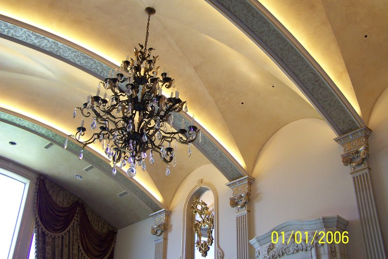 Thread Linear LED in Architectural Design
